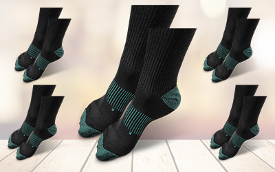 copperzen compression socks zoom wellness
