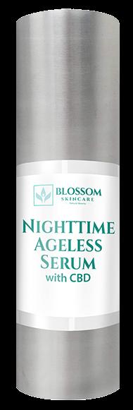 Nighttime Ageless Serum with CBD